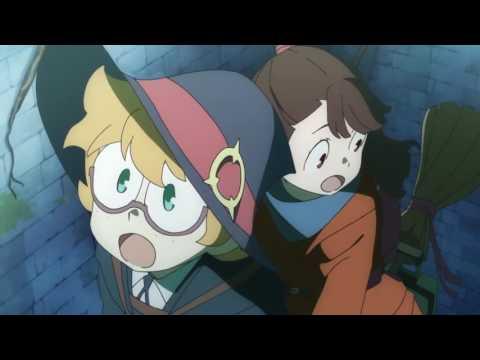 Трейлер Академия Ведьмочек [Русская озвучка AniPlay.TV] Little Witch Academia PV 1