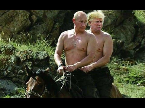 The Allen Dulles Band — Rootin' Tootin' Putin (feat. Donald Trump)