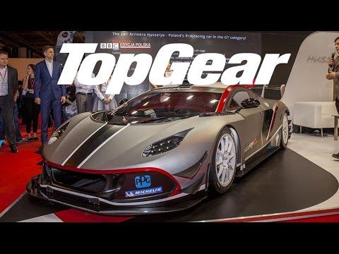 Arrinera Hussarya GT | Prezentacja | TopGear Polska