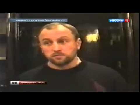 Криминальный авторитет Александр Малышев