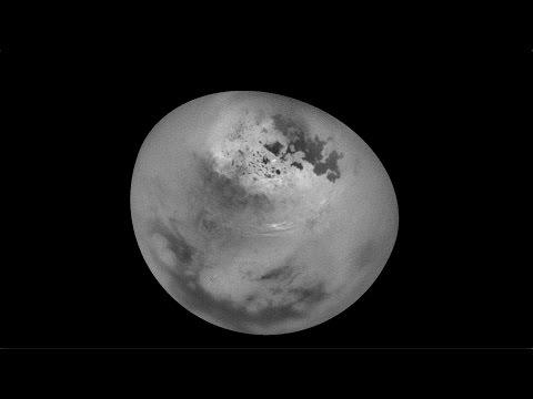 космос, знания - Как внезапно возникают и исчезают метановые облака на Титане