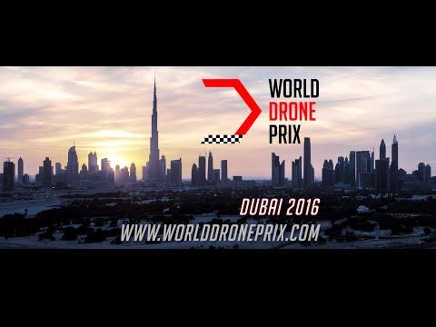 The Future of Racing #WorldDronePrix