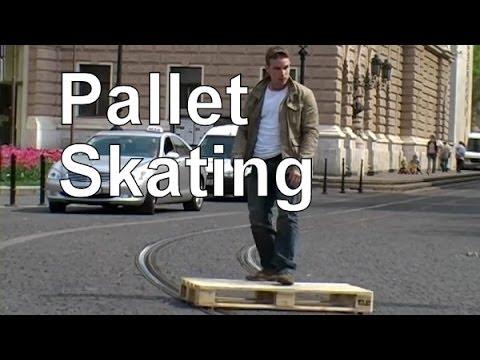 Pallet Skating (HD)