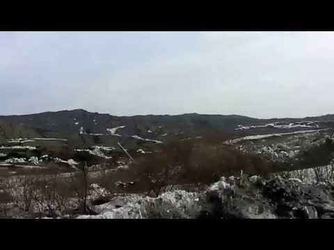 Вы такого точно никогда не видели: Страшное, но завораживающее видео оползня в Кемеровской области - россия, необычное