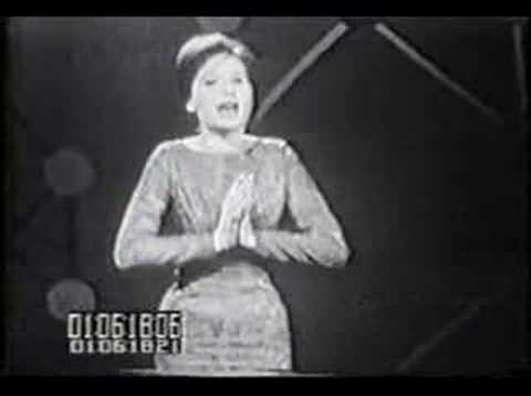 Barbra Streisand on the Jack Paar Show