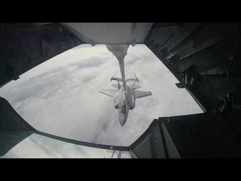 F-35 Aerial Refueling