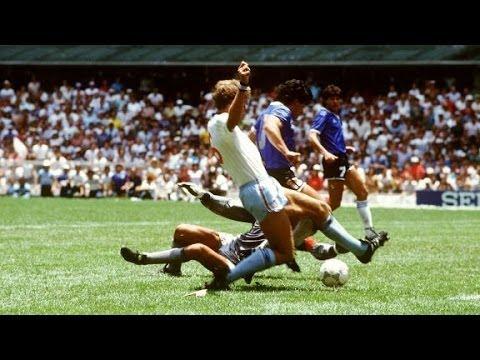 Diego Maradona | Goal of the Century | HD