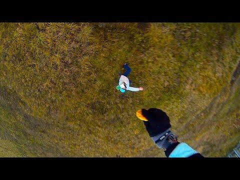 Белорус макнул драник в сметану с 25-метровой высоты - спорт
