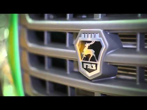 Рэп-реклама грузовика «ГАЗон Next»