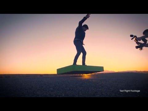 , Видео полета на ховерборде стоимостью $20 тысяч, LIKE-A.RU