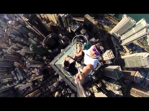 """Это видео признали """"самым страшным селфи в мире"""" - необычное, народ"""