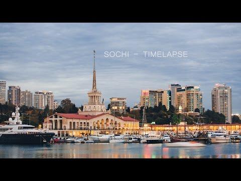 Сочи - Time-lapse & Hyperlapse