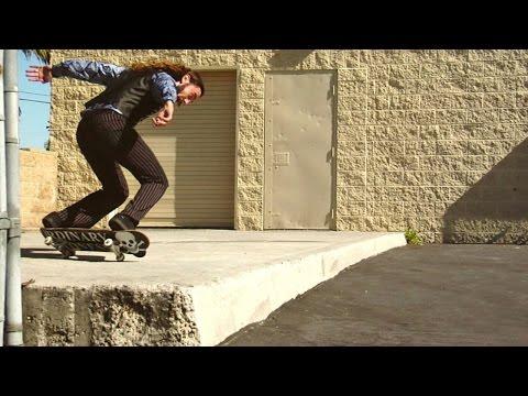 спорт, необычное - Видео: самые опасные трюки на скейтборде