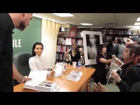 Anti-fur Activists Confront Kim Kardashian