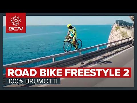 спорт, необычное - Повторив эти трюки на велосипеде, Вы сможете получить миллион евро