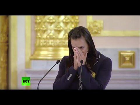 """спорт, россия, пропаганда, знаменитости - Проверьте себя, ответив на вопрос """"Что не так с Еленой Исинбаевой?"""""""