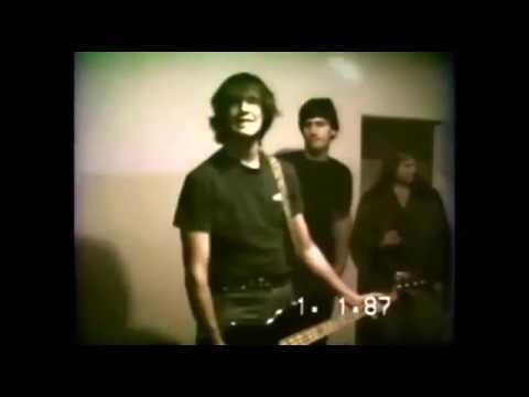 Nirvana Rehearsal in 1988
