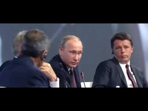 россия, Путин, необычное - Путин назвал США единственной сверхдержавой. Как это было
