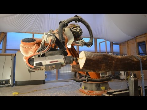 гаджеты - Роботы научились проектировать и строить дома