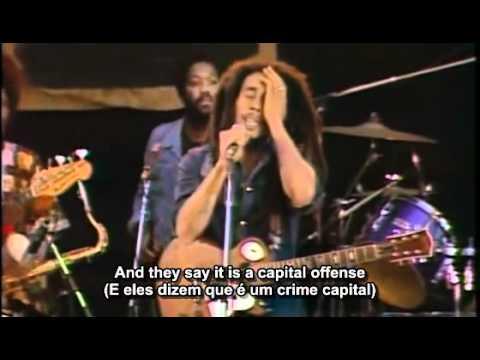 Bob Marley - I Shot The Sheriff (Live in Santa Barbara, California) - Legendado