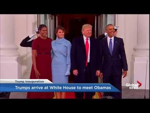 знания, знаменитости, душевное - Стало известно, что Мелания Трамп на самом деле подарила Мишель Обаме в синей коробочке