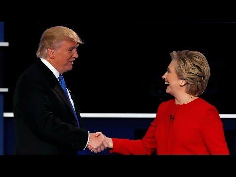 Клинтон vs Трамп. Вторые дебаты