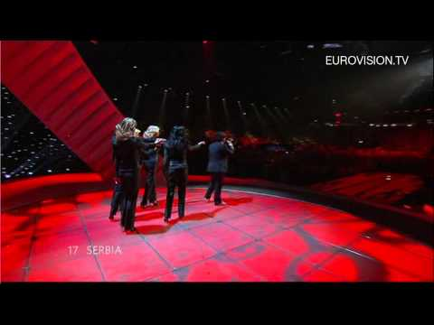 Marija Šerifović - Molitva (Serbia) 2007 Eurovision Song Contest