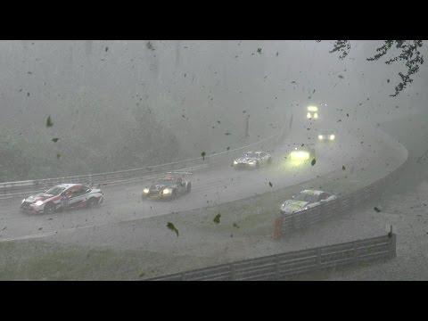 Буря сорвала знаменитую 24-часовую автогонку - спорт, авто