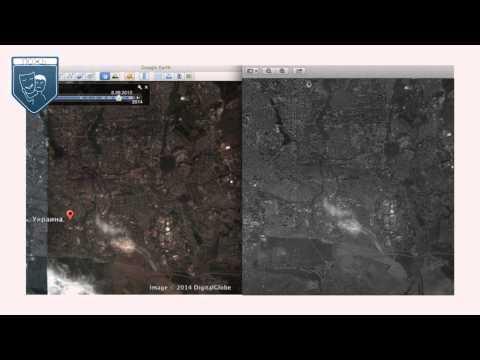 Антипропаганда —анализ сюжета Михаила Леонтьева о сенсационном спутниковом снимке