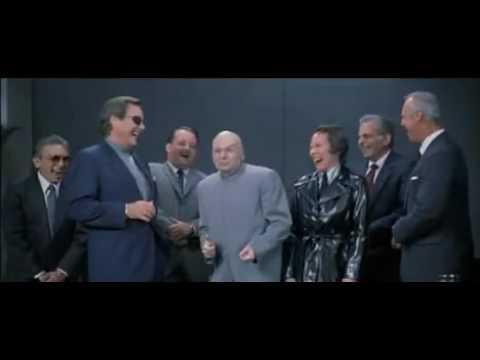 EVIL LAUGH / Dr Evil's Laughing Scene