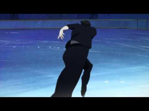 "Трейлер аниме ""Yuri!!! on Ice/Юрий на льду"""