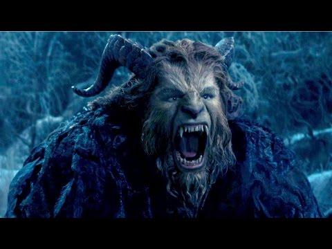 Красавица и чудовище — Русский трейлер #2 (2017)