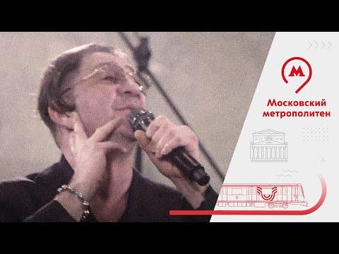Видео: Лепс удивил пассажиров московского метро - россия, необычное, музыка, знаменитости