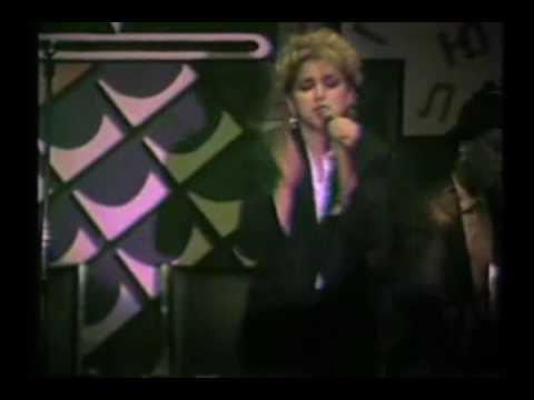 Madonna Everybody live at Danceteria, NYC, 1982
