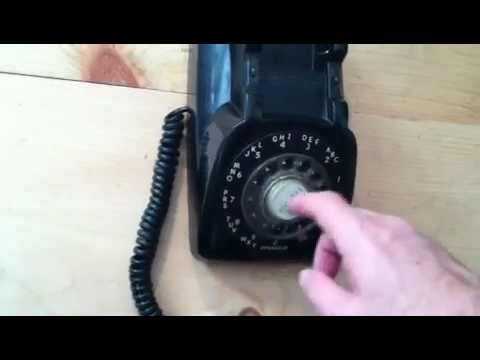 """""""Old Vintage Rotary Phone"""" Sound Effect - Free Use"""