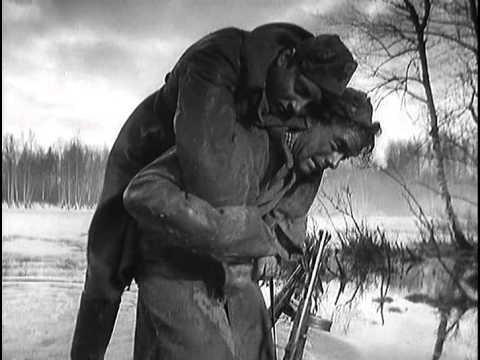Летят Журавли /The Cranes are Flying Original Trailer (1957)