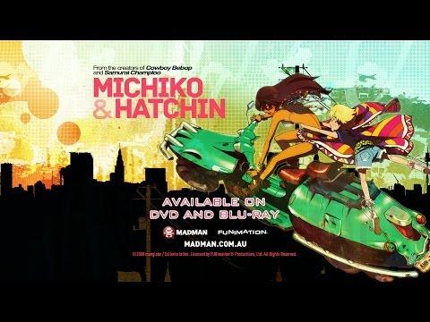Michiko & Hatchin Official Trailer