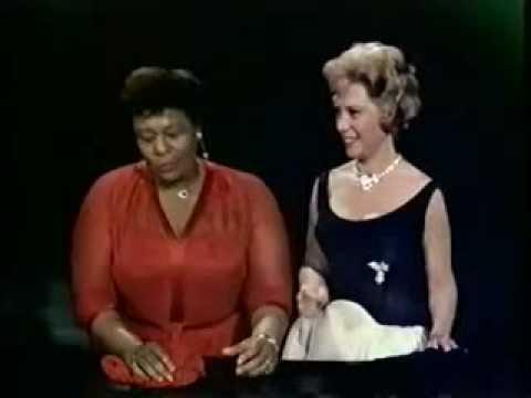 Dinah Shore & Ella Fitzgerald.mpeg