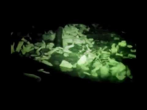 The Descent (2005) Jump Scare - Night Vision Scene