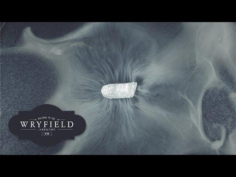 необычное, знания - Завораживающее видео испарения сухого льда