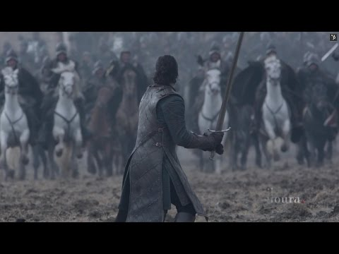 Game of Thrones - Battle of the Bastards | Iloura VFX | How it was made | Behind the scenes