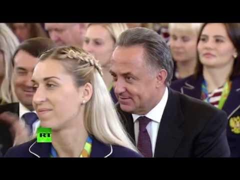 спорт, россия, Путин, народ, знаменитости, авто - Россия выиграла Олимпиаду в Рио по сумме призовых спортсменам. И это без учета BMW