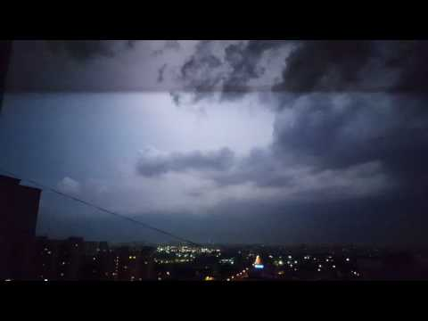ЧП, россия, картинки - Как выглядела апокалиптическая гроза в Москве и ее последствия