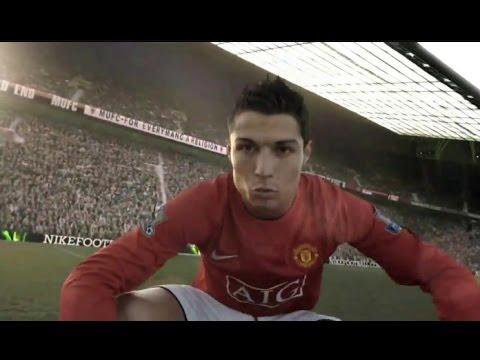 Реклама Nike Football.Футбол От Первого Лица.