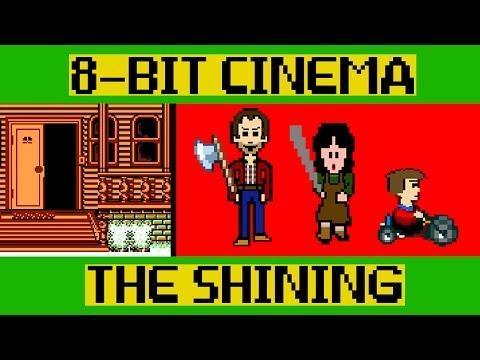 ностальгия, кино - 12 восьмибитных версий самых известных фильмов
