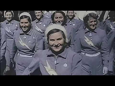 Апокалипсис: Вторая мировая война в цвете HD (часть 1)