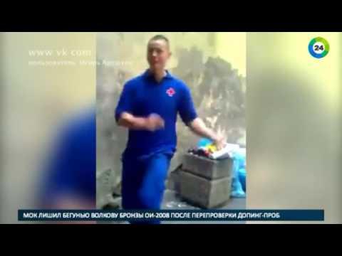 #Грязные_танцы_медиков: Российские врачи устроили флешмоб в поддержку коллег из Чувашии - соцсети, россия, народ