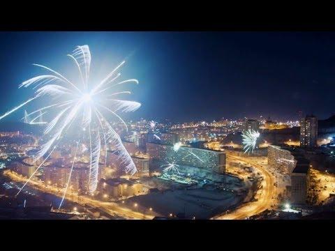 Владивосток / Vladivostok Timelapse