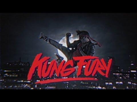 необычное, кино, OMG-WTF - Вышел фильм Kung Fury - лучший фильм в истории человечества