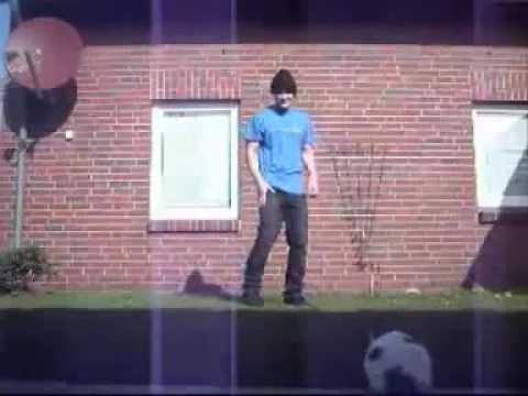 Breakdance Cat Attack